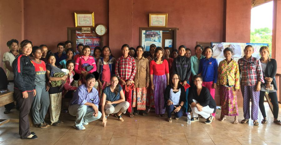 Gender assessment of Health Equity and Quality Improvement Project (H-EQIP), Cambodia