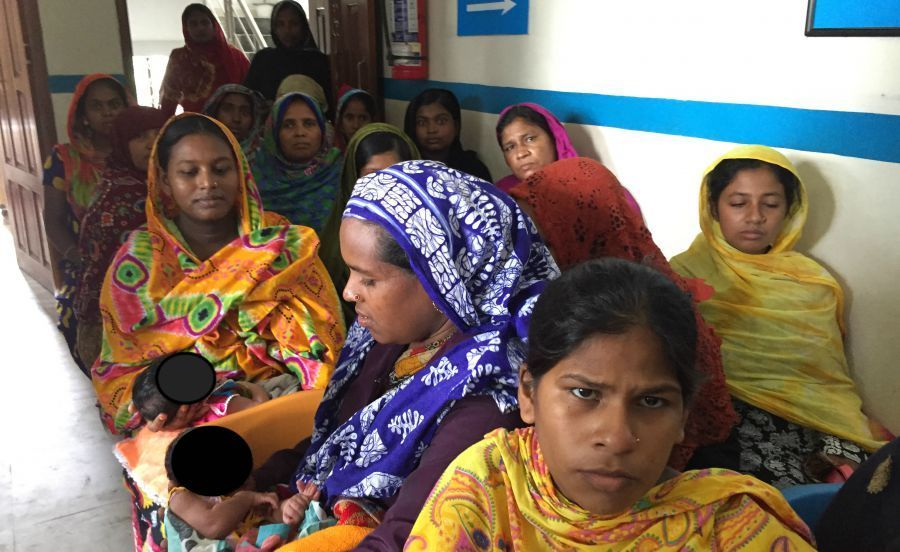 Marie Stopes Bangladesh Maternity clinic in Jessore