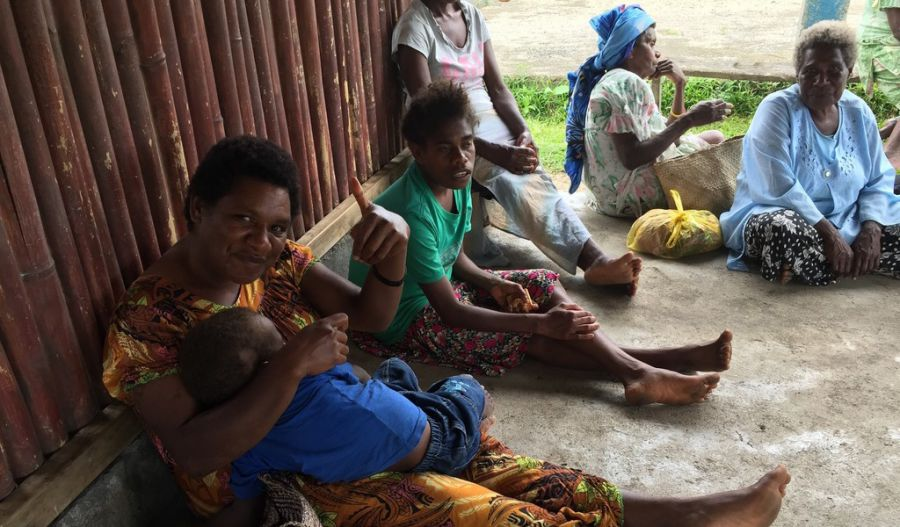 Learning from the women of this community in Tanna, Vanuatu.