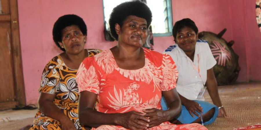 Gender is receiving increasing political importance in Fiji