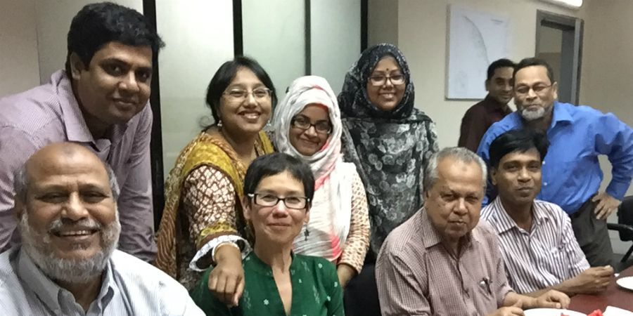 Bangladesh Urban Health Systems Strengthening Project (UHSSP)